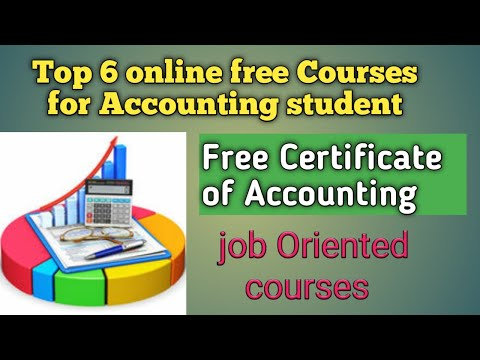 Free online accounting courses with certificate | Udemy Free ...