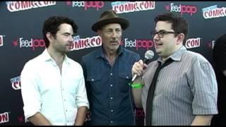 Jon Gries - Dream Corp. LLC - Comic Con de New York - Interview 07/10/2016