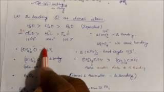 Back Bonding : LN- Chemical Bonding  CLASS XI CHEMISTRY