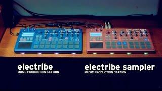 Korg Electribe 2 RD - Video