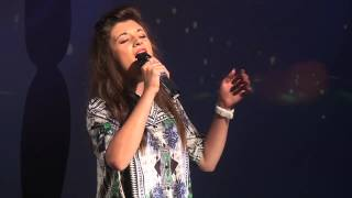CRY - FAITH HILL performed by JESS performed at TeenStar Singing Competition