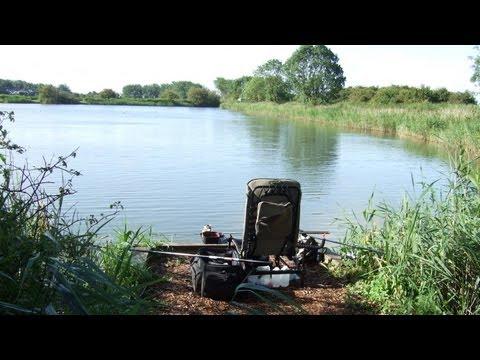 Fishing at Hawk Pond (Hull & District Anglers Association)