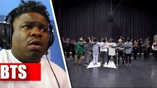 [CHOREOGRAPHY] BTS (방탄소년단) 'ON' Dance Practice - REACTION