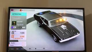 New Car And Driving A R33 Forza Horizon 3