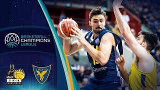 MHP RIESEN Ludwigsburg v UCAM Murcia - Highlights - Basketball Champions League 2018-19