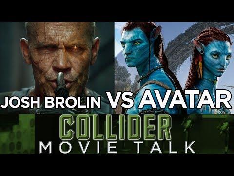 Josh Brolin Turns Down Avatar, James Cameron Upset – Collider Movie Talk