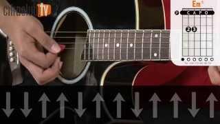 Lugar ao Sol - Charlie Brown Jr. (aula de violão simplificada)