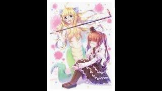 Yurine Hanazono  - (Dropkick On My Devil!) - 🌷🌷 Vẽ Yurine trong anime Jashin chan dropkick / Tranh tặng và tham gia event / Yukino Art