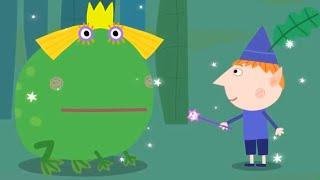 Ben und Hollys Kleines Königreich Deutsch 🐸 Frosch Rülpsen!   Cartoons für Kinder
