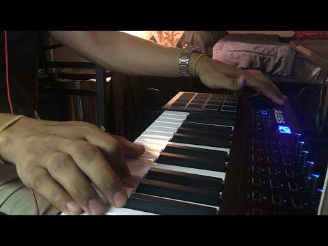 Alesis VI25 MIDI Keyboard Controller | Test Jam