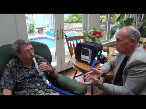Interview with David: ALS and 24-hour non invasive ventilation