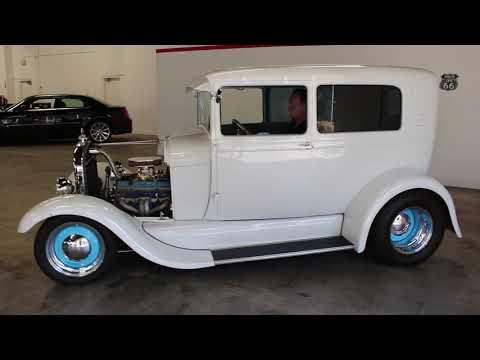 Video of '28 Model A - LWO5