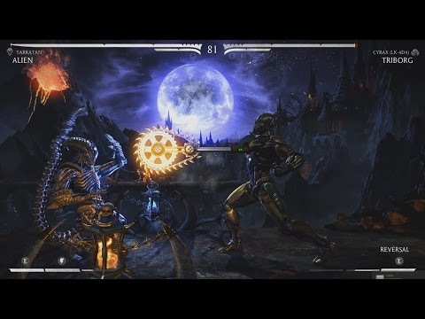 Gameplay de Mortal Kombat XL