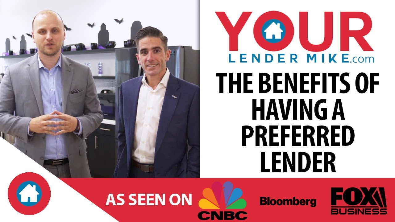 Q: Why Do Realtors Have a Preferred Lender?