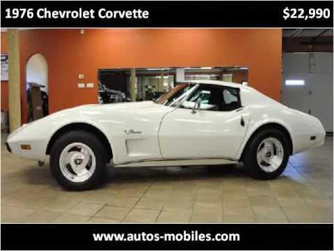 Video of '76 Corvette - MZ5S