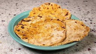 Plant Based Sweet Potato Flat Bread
