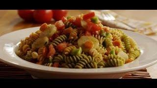 How to Make Veggie Pasta Salad   Pasta Recipe   Allrecipes.com
