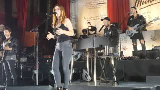 Ingrid Michaelson: Light Me Up Live 2016 Sokol Auditorium