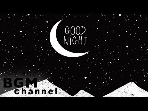 Good Night Jazz - Relaxing Instrumental Cafe Music - Slow Jazz for Sleep