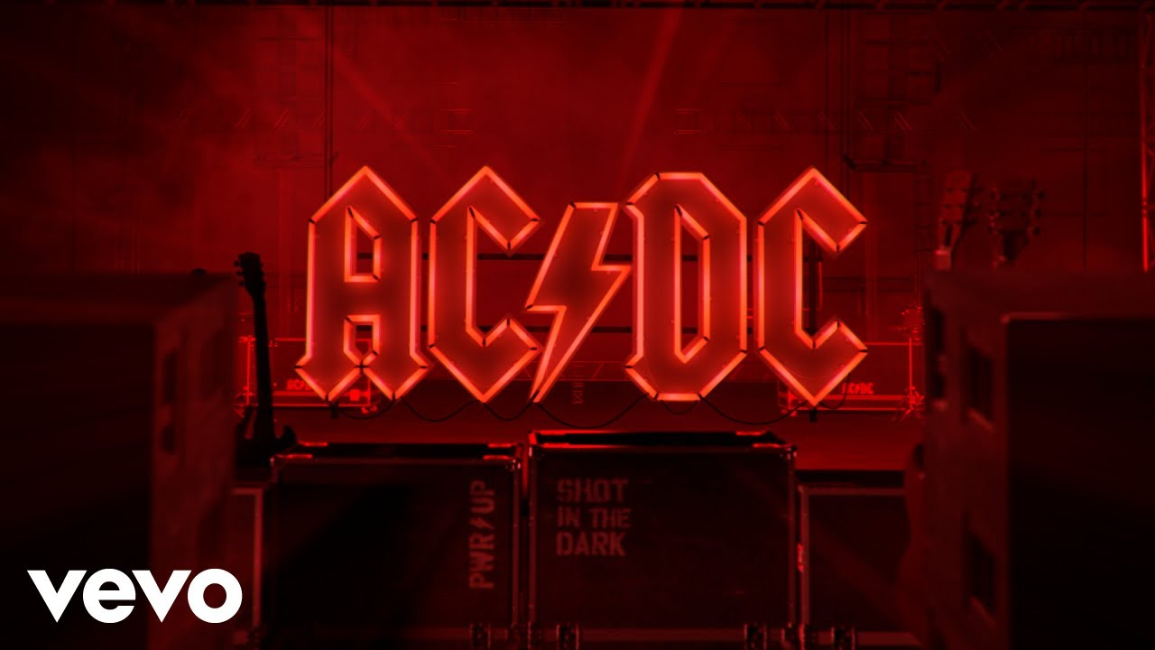 AC/DC - Shot In The Dark- Volvio el Rock and Roll.