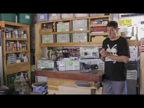 #87 - Festool Carvex PSC 420 Review and Demo