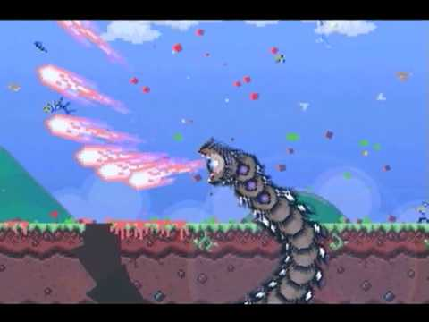 Super Mega Worm IPhone Game Appears Full Of Violent Fun