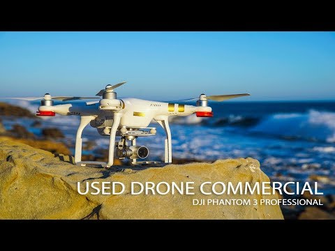 used-drone-commercial--dji-phantom-3-professional