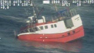 A death at sea: N.S. captain refuses to abandon ship
