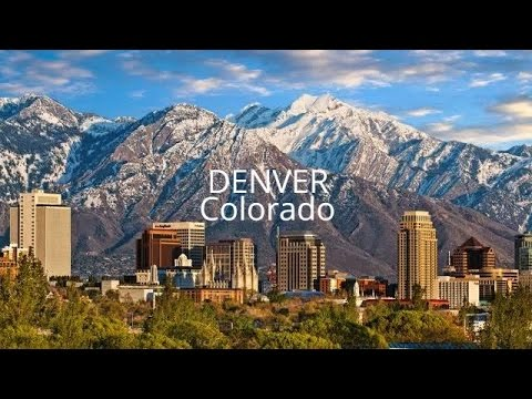 Video Denver, Colorado - Must see - Travel & Tourism