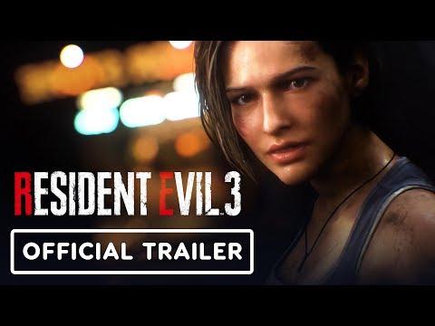 Capcom Resident Evil 3 (PS4, ML)