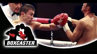Gennady Golovkin vs Nobuhiro Ishida  -  Full Fight in HD