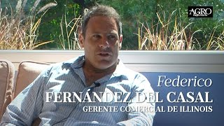 Federico Fernández del Casal - Gerente Comercial de Illinois