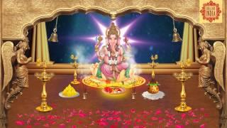 Aarti - Jay Ganesh Jay Ganesh Deva- With Lyrics   - YouTube