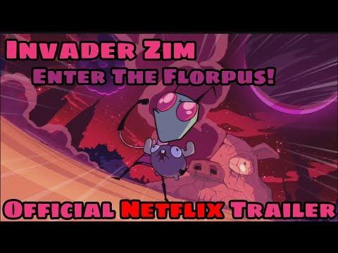 Invader Zim: Enter The Florpus (Netflix Trailer 2)