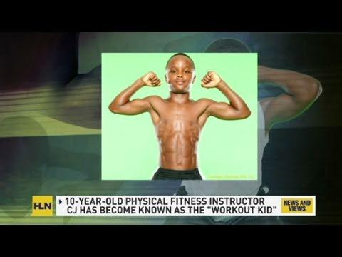 , title : 'CNN: 10-year-old, CJ Senter is a workout wonder'