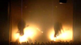 Channel Zero intro, Black Fuel, heroin; AB Brussels 22-01-2010