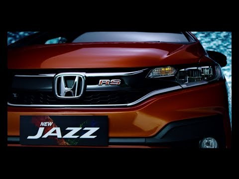 [OFFICIAL VIDEO] New Honda Jazz 2017 Full Product Features