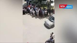 Drama as three carjackers get arrested at Naivas, Nyali in Mombasa