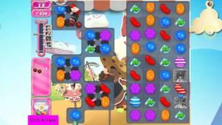 Candy Crush Saga Level 1649 NO BOOSTERS
