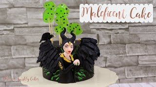 Maleficent 2: Mistress of Evil 2019 Cake