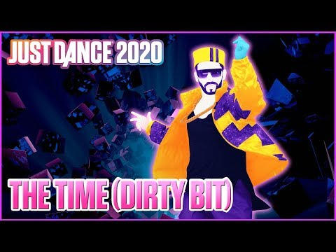 Just Dance 2020: The Time (Dirty Bit) by The Black Eyed Peas | Official Track Gameplay [US] thumbnail