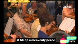 FRANK SINATRA SILENT NIGHT lyrics