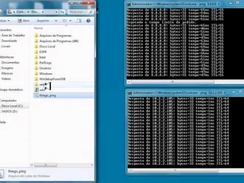 Executar comando Telnet Automaticamente(Mão Na Roda