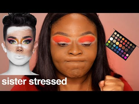 Morphe James Charles Palette - What NOT to do