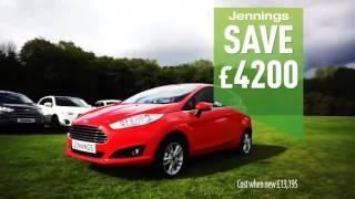 Jenning Motors TV Ad