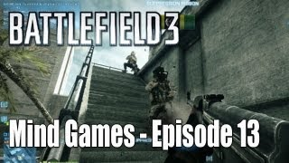 Battlefield 3: RPK Support - Mind Games Episode 13