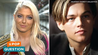 Superstars reveal childhood celebrity crushes: WWE Pop Question