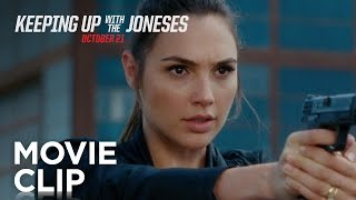 Keeping Up With The Joneses  Your Wife Clip HD  20th Century FOX
