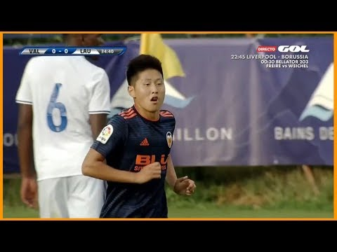 Kangin Lee VS Lausanne (Debut) | (24/07/2018)