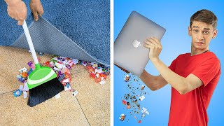 Hot Mess vs Organized / Situations You Can Relate To